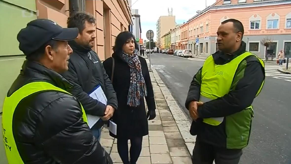 Asistenti prevence kriminality v Přerově