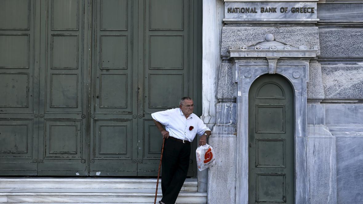 Řecké banky budou zavřené do 6. července
