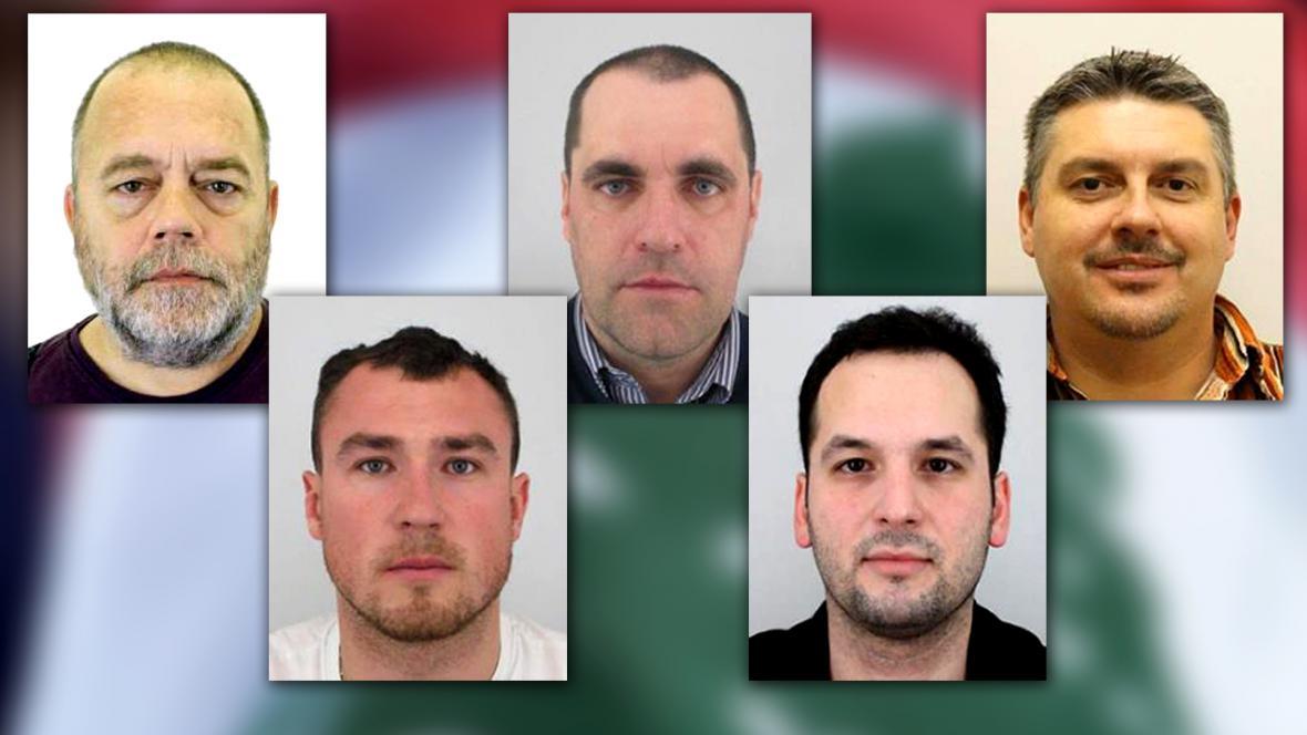 Češi unesení v Libanonu