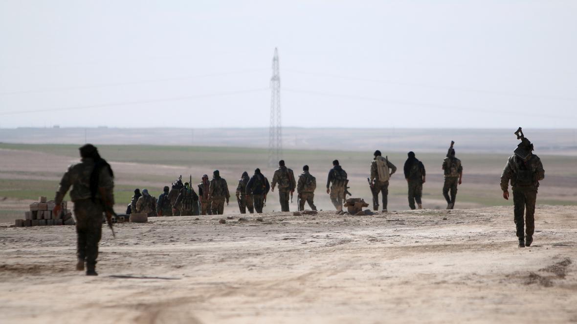 Jednotky Syrské demokratické síly