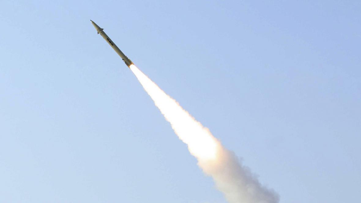 Raketa krátkého doletu