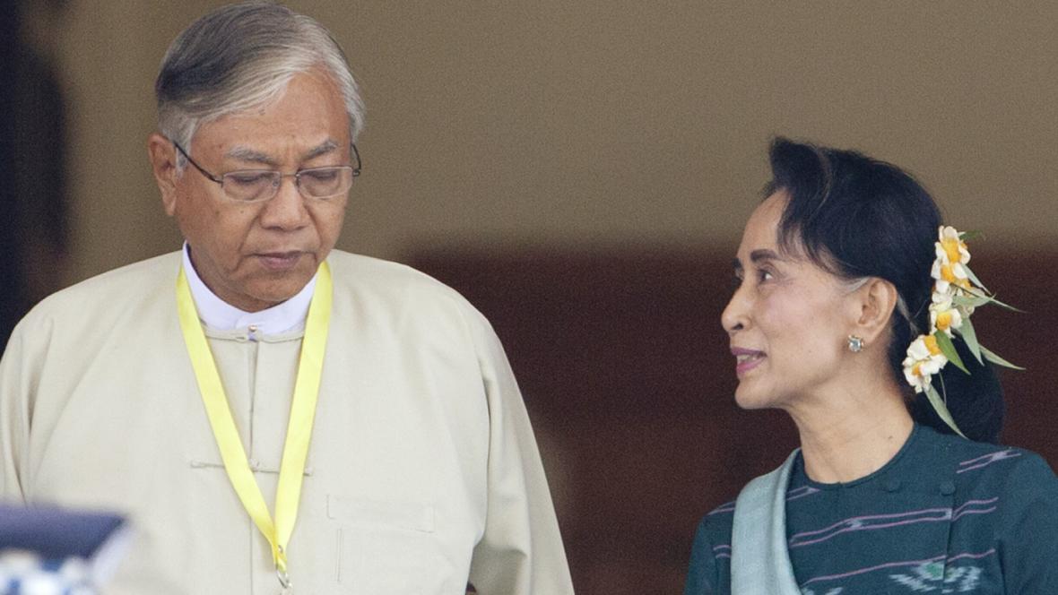 Tchin Ťjo a Su Ťij