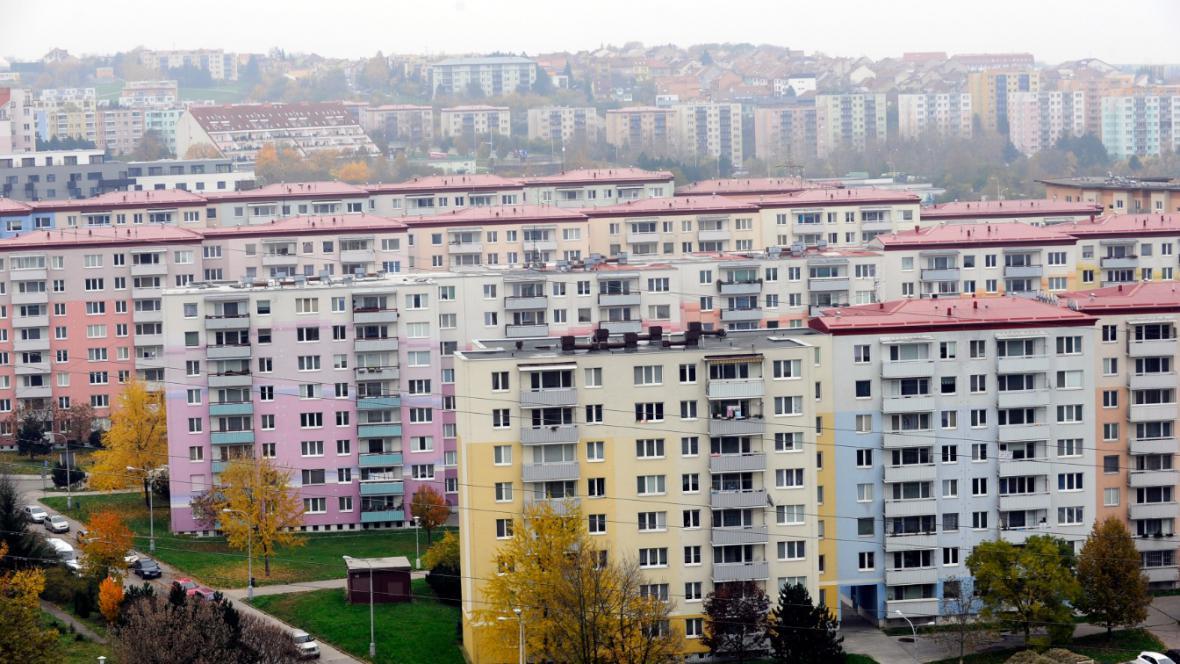 Brno prodá už jen zlomek bytů
