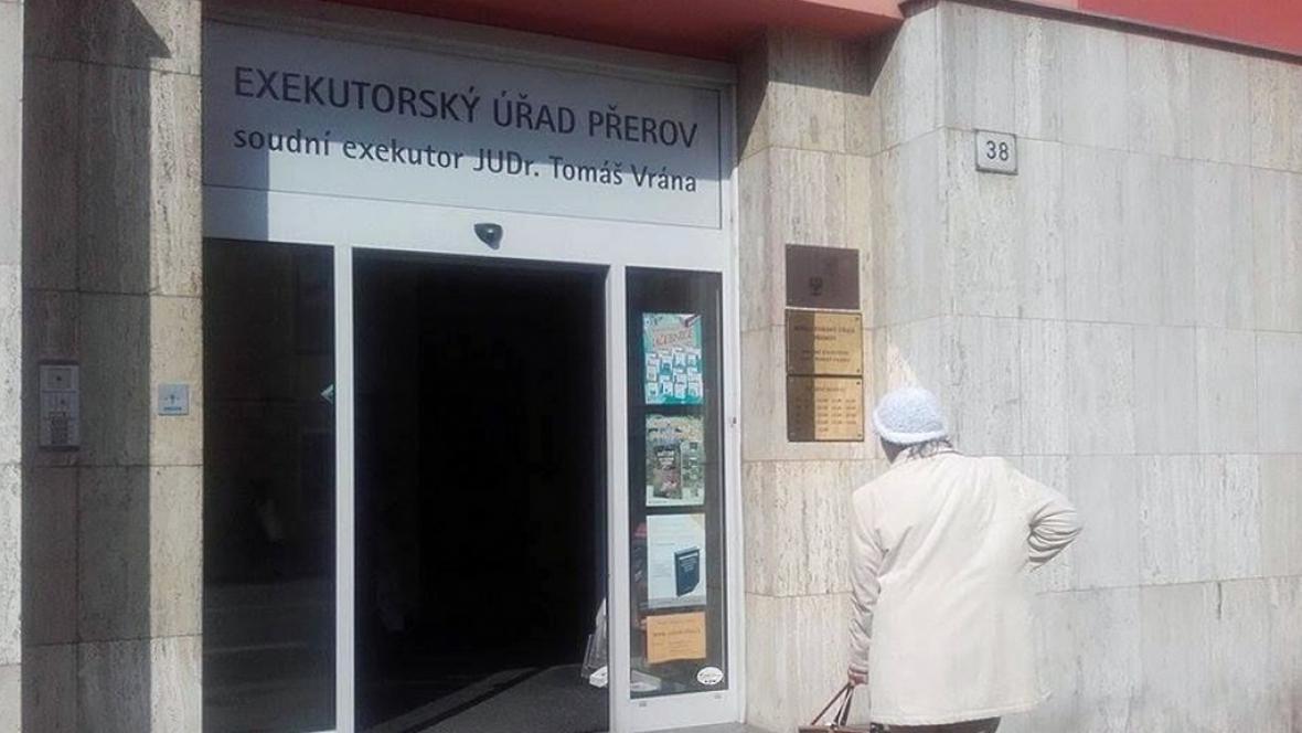 Exekutorský úřad Přerov
