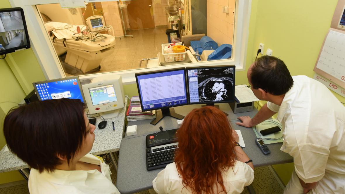 Komplexní cerebrovaskulární centrum Fakultní nemocnice Olomouc
