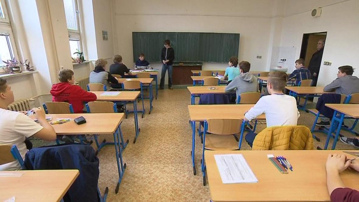 Jednotné přijímačky na střední školy