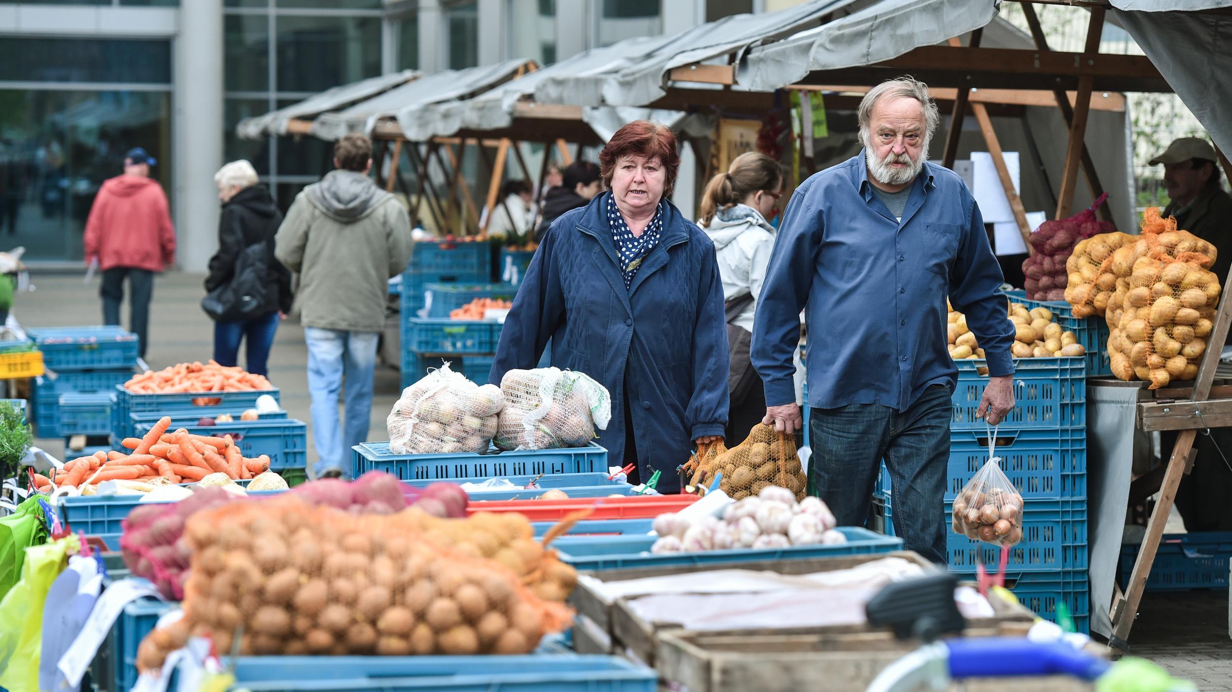 Farmářské trhy