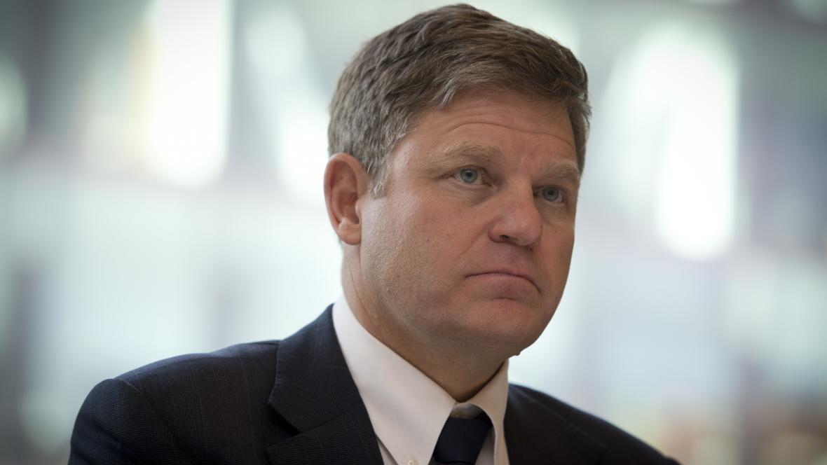 Generální ředitel společnosti NWR Gareth Penny