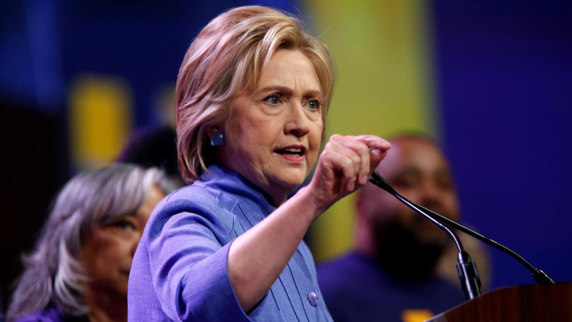 Hillary Clintonová
