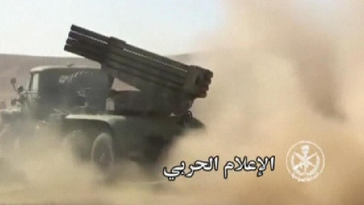 Syrská armáda překročila hranice provincie Rakká