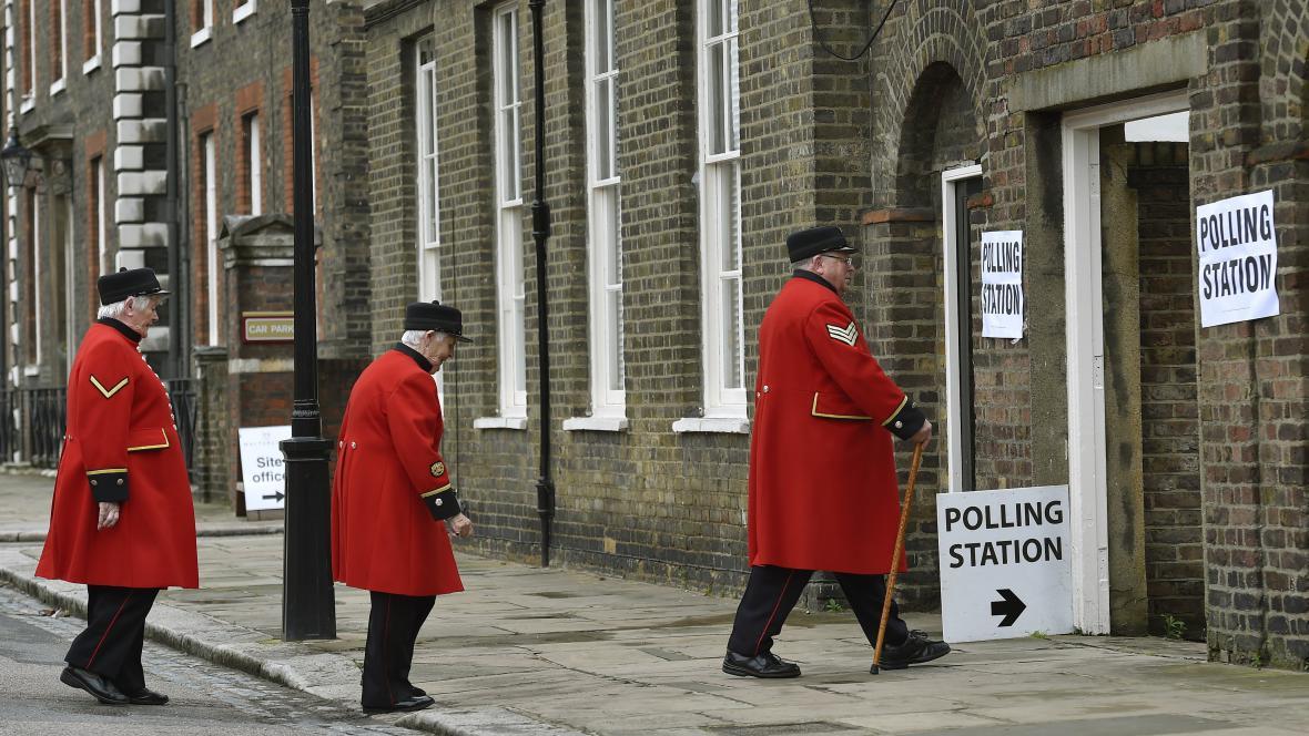 Referendum ve Velké Británii o setrvání v EU
