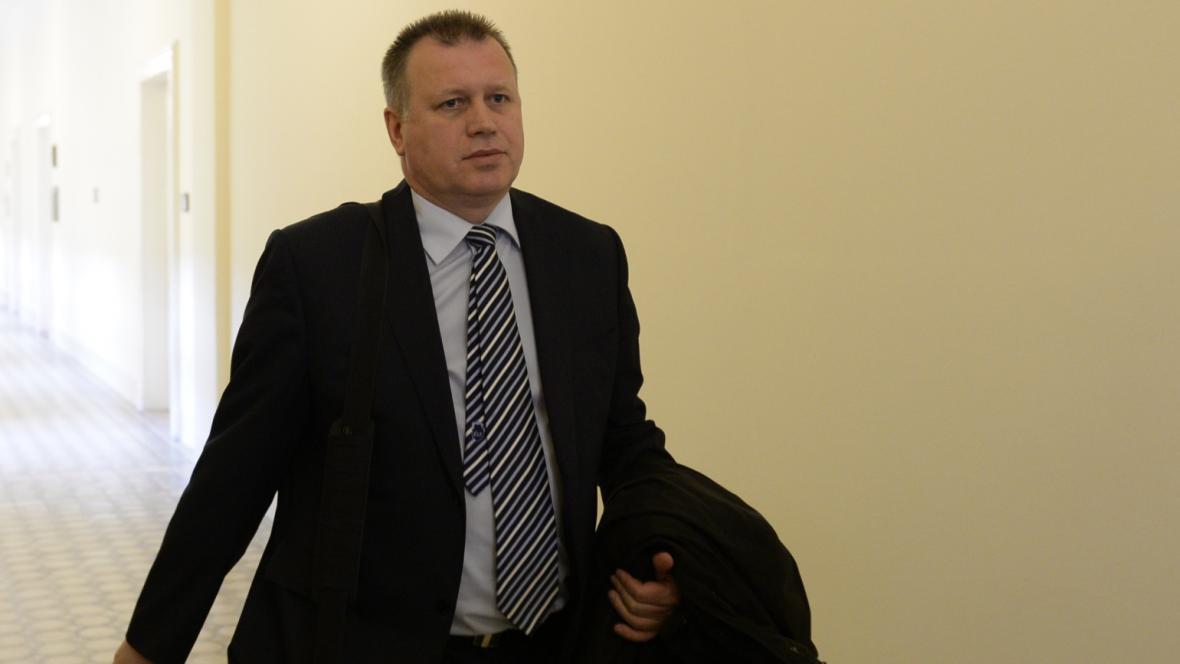 Bývalý první náměstek ministerstva práce Vladimír Šiška