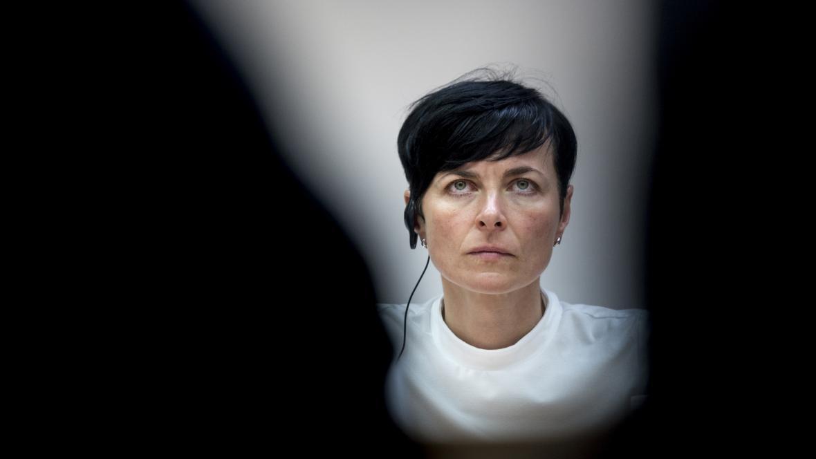 Vrchní státní zástupkyně v Praze Lenka Bradáčová