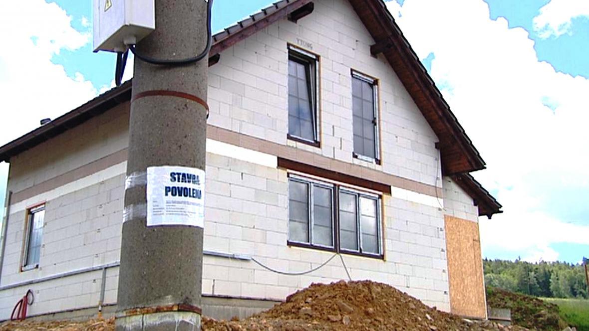 Stavba domu