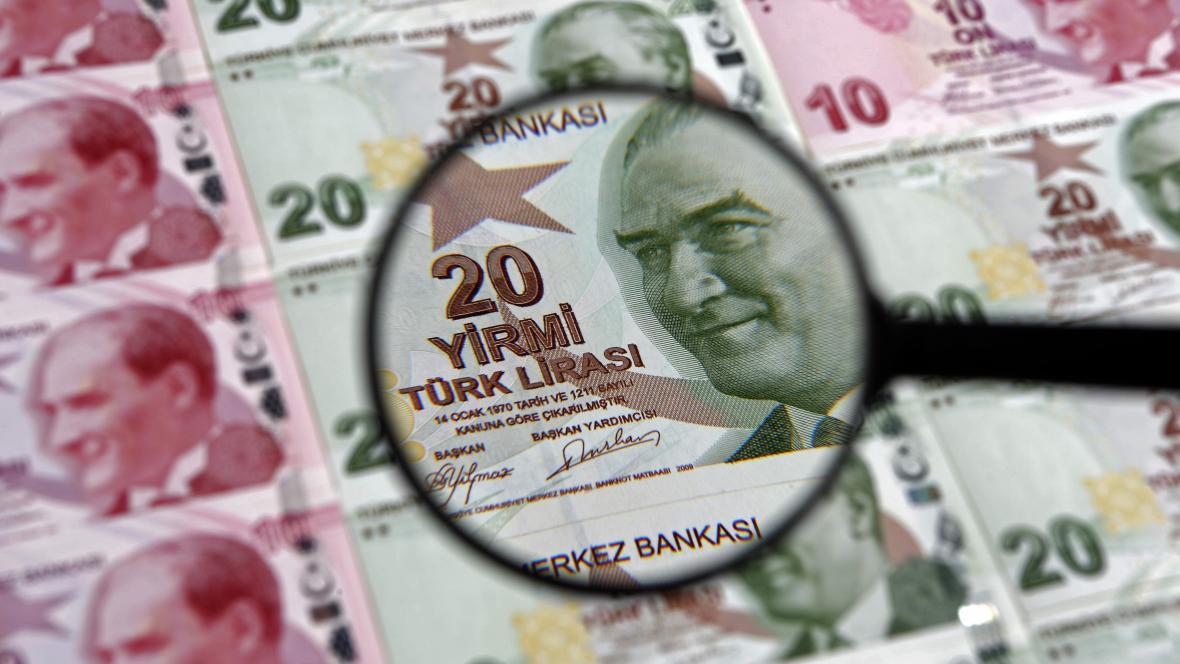 Turecká měna