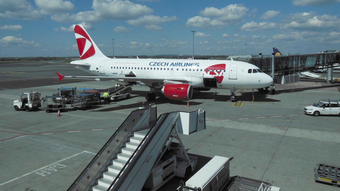 České aerolinie
