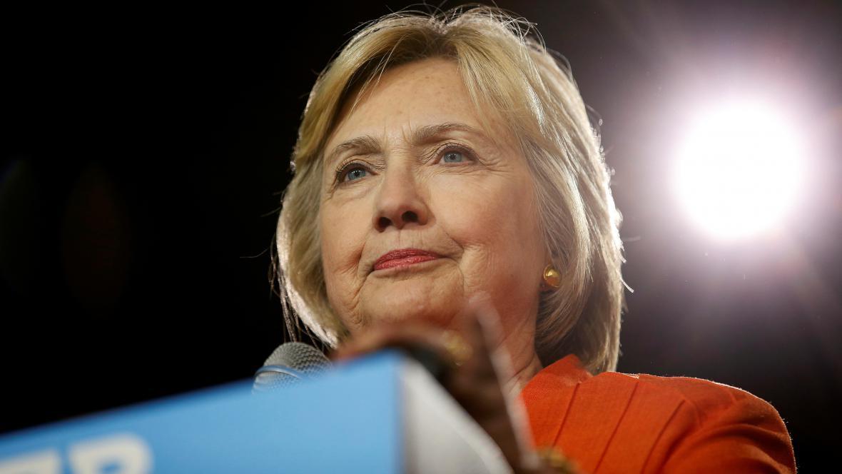 Hilarry Clintonová