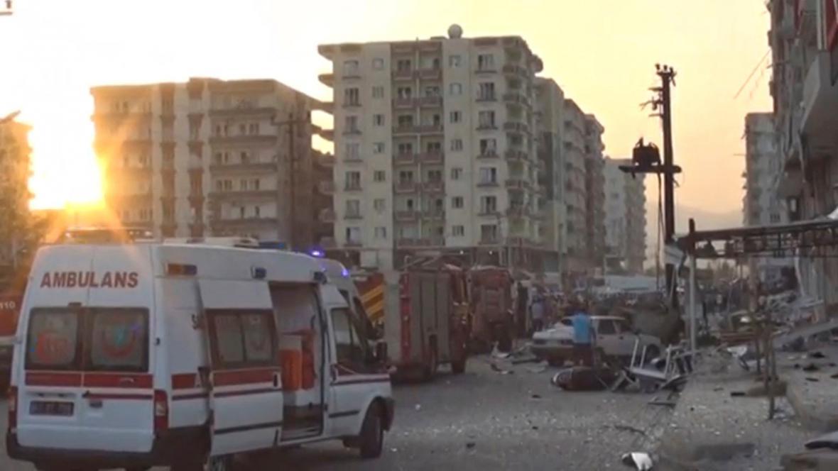 Útoky v Turecku