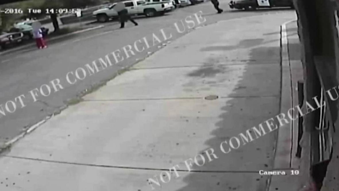Střelba v Cajonu