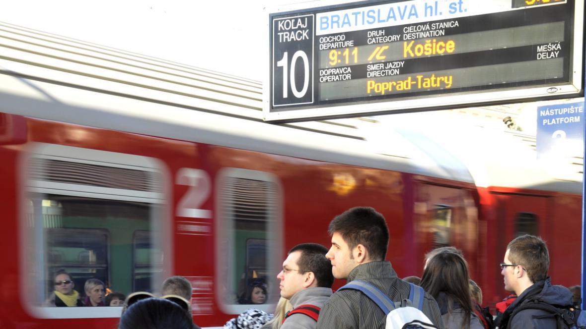 Intercity Bratislava-Košice