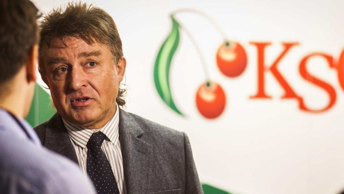 Místopředseda KSČM Jiří Dolejš