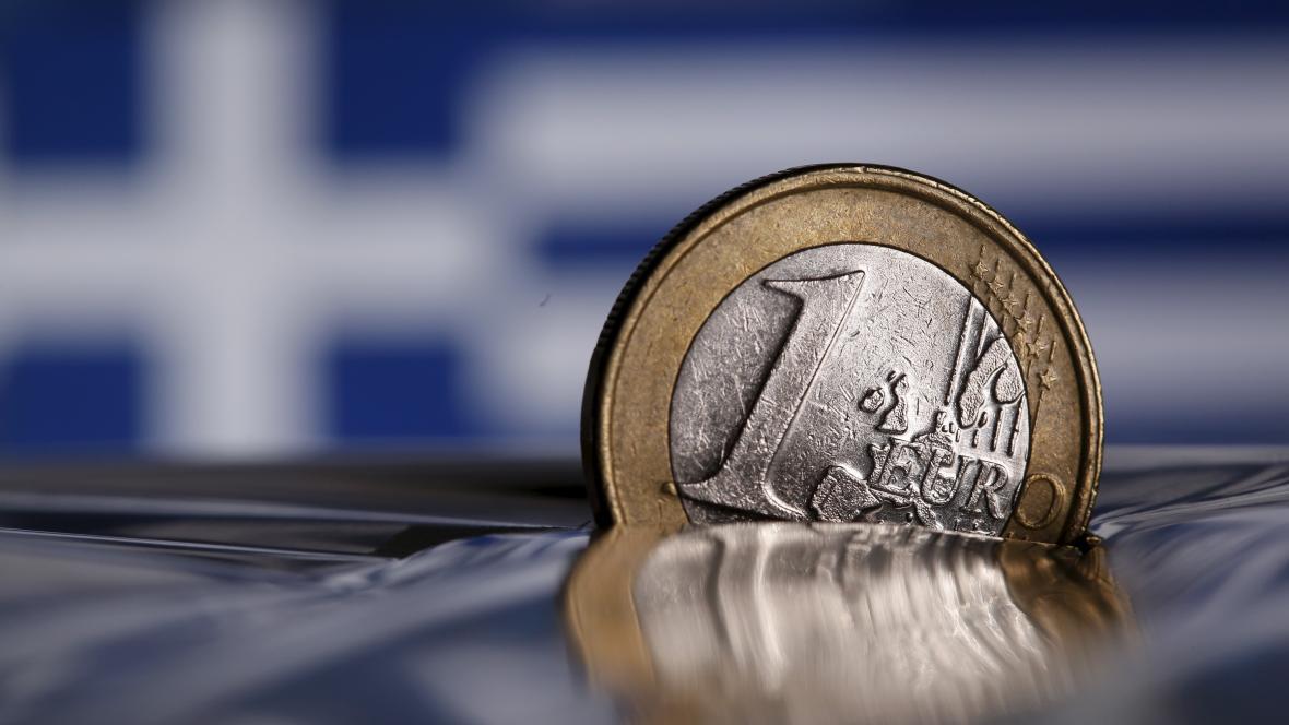 Řecko a euro