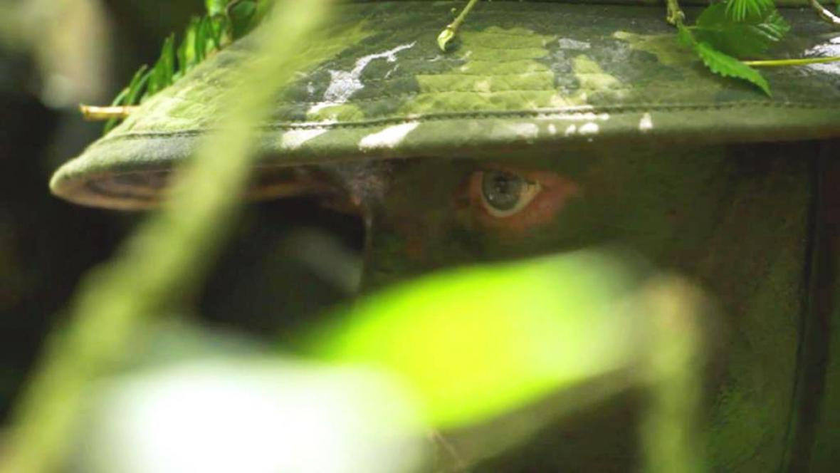 Armádní cvičení Komando