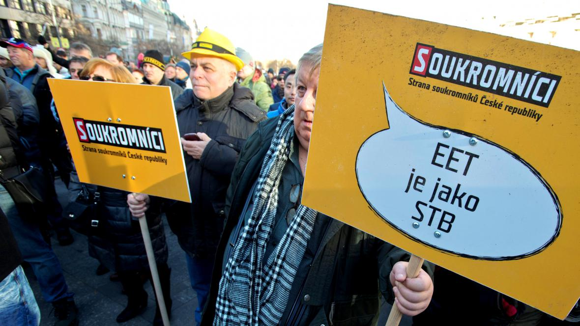Protest proti EET