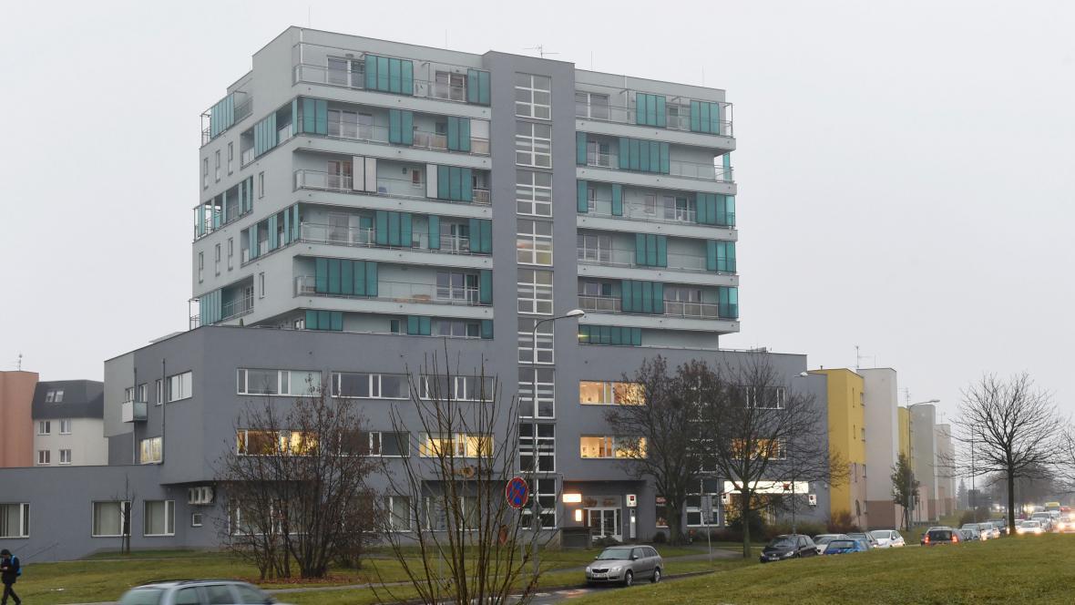 Bytový dům v Olomouci