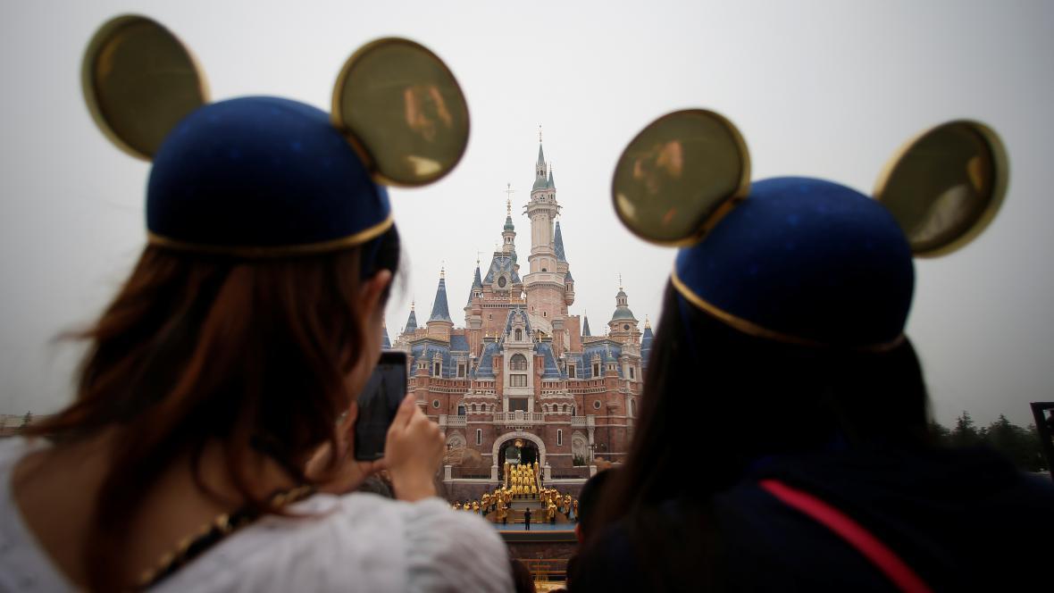 Zábavní park studia Walt Disney