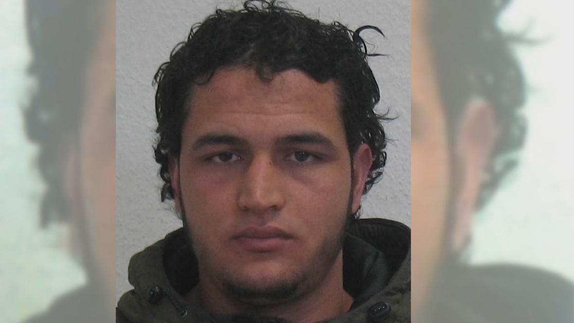 Anise Amriho policie potvrdila jako strůjce berlínského útoku