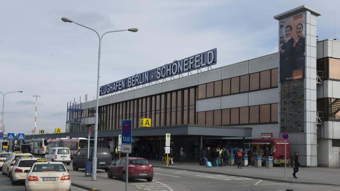 Berlínské letiště Schönfeld