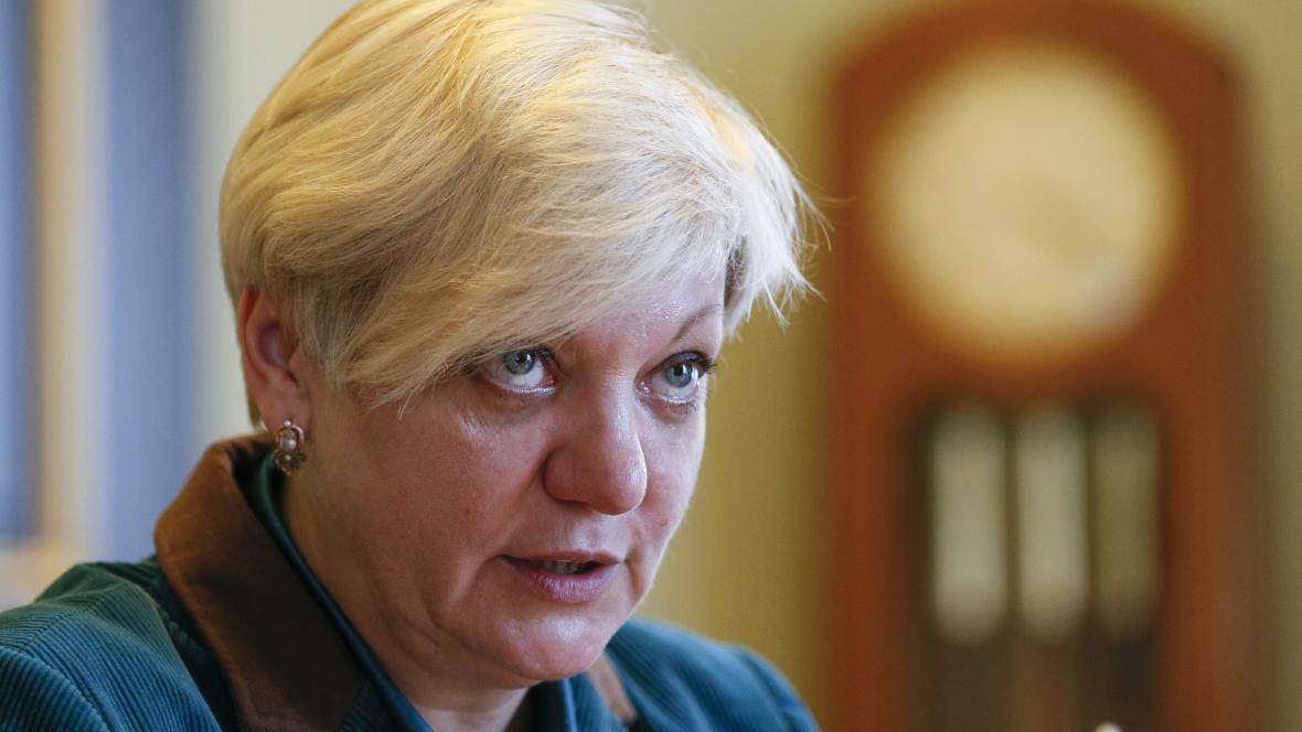 Valerija Hontarevová