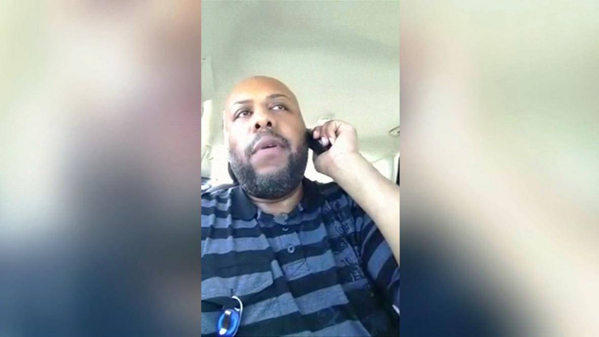 Steve Stephens podezřelý z vraždy, kterou přenášel živě na facebook