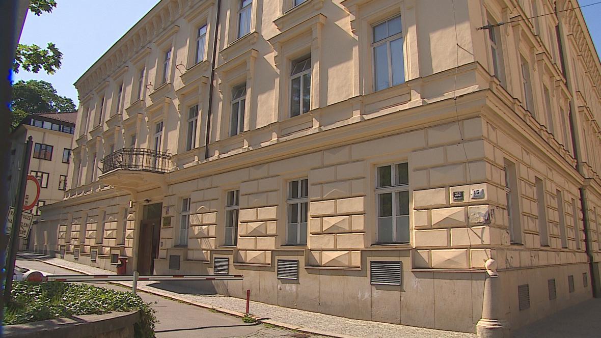 Krajský soud, kam zastupitelé umístili kasino