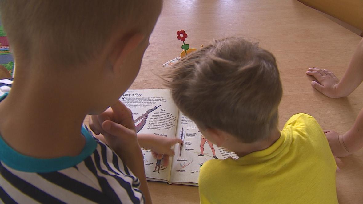 Zápis do povinné předškolní docházky