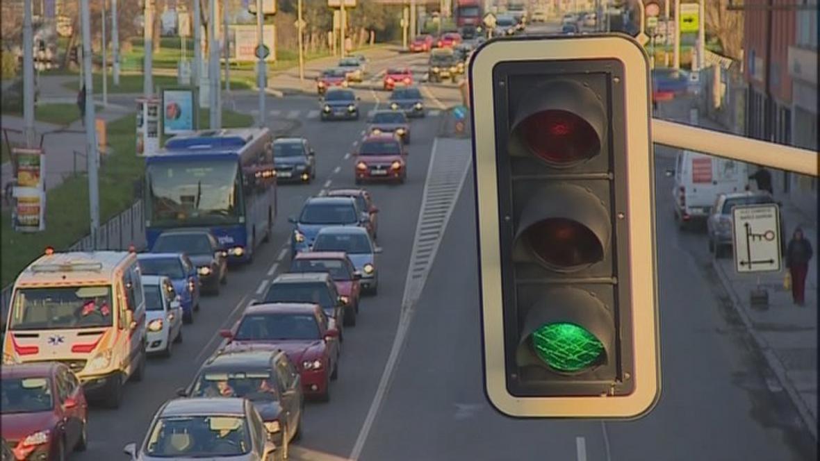 Brno opraví ulice i křižovatky