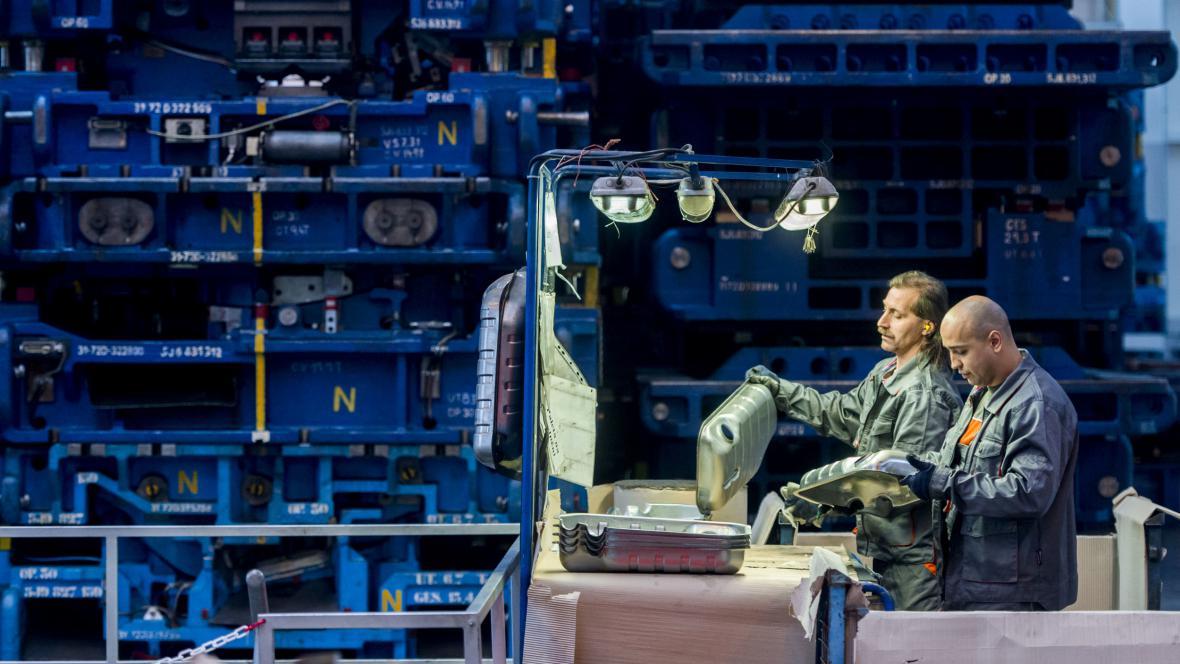 Výrobce autodílů Karsit Group v Jaroměři