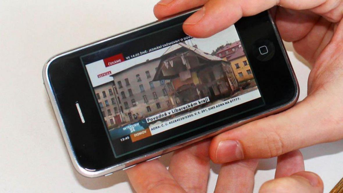 Aplikace, které usnadňují přístup k informacím ČT