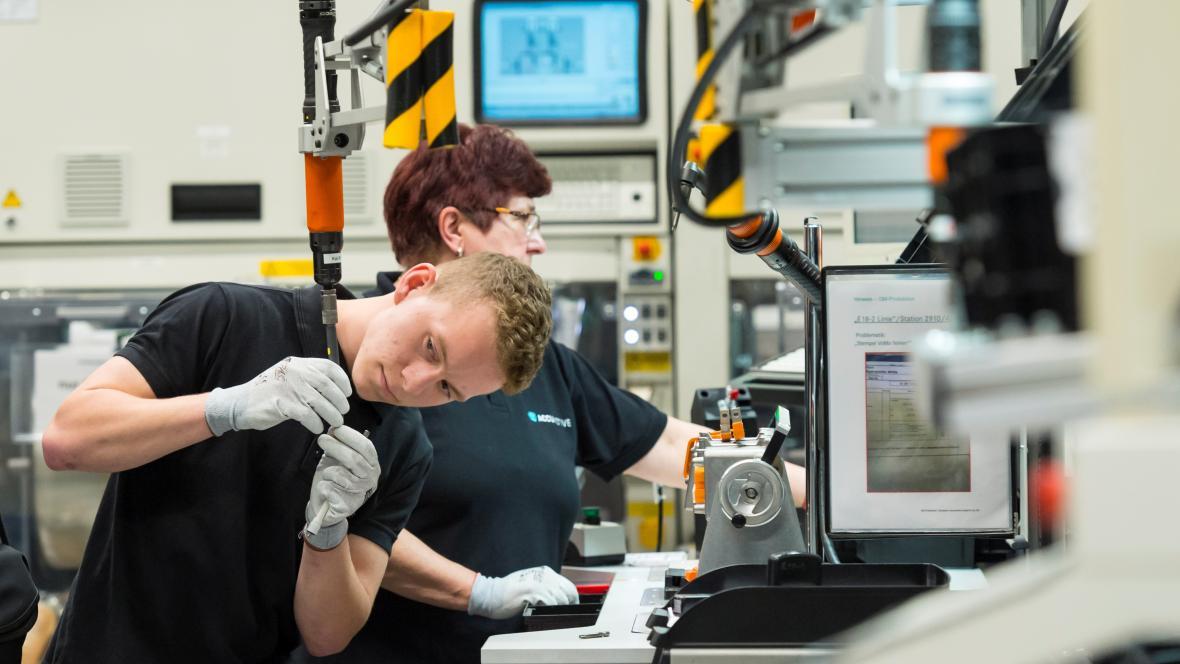 Výroba v Německu