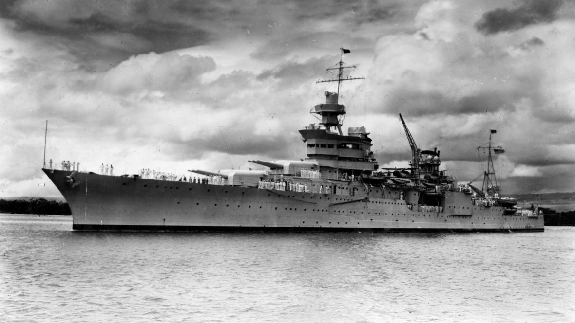Americký křižník Indianapolis
