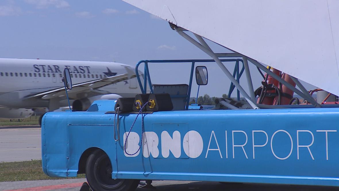 Kraj hledá využití pro brněnské letiště