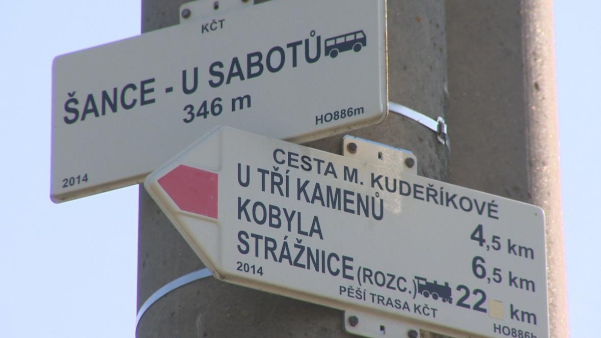 Osada U Sabotů