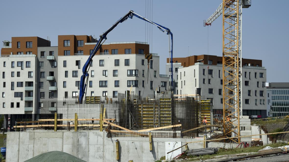 Bytový komplex v Ostravě