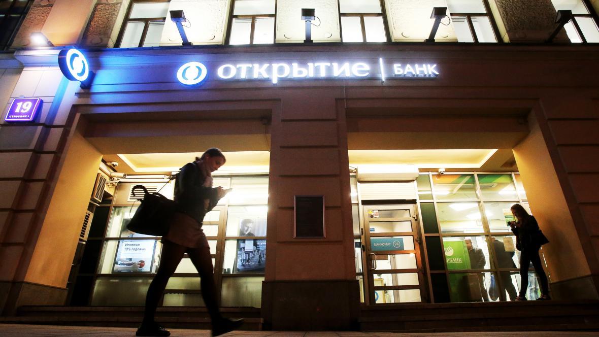 Ruská banka Otkritie