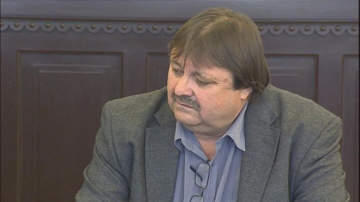 Exstarosta Troskotovic Michal Ordoš