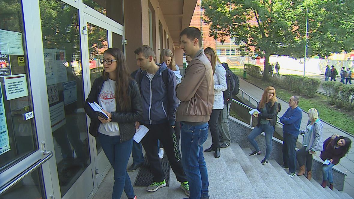 Do Brna přijelo 82 tisíc studentů
