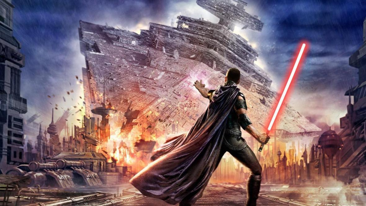 Hry z prostředí Star Wars patří už desítky let mezi nejoblíbenější