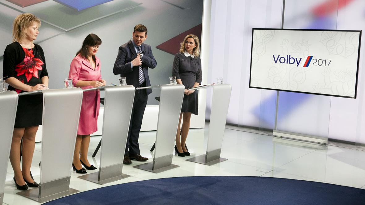 Předvolební debata 22. září