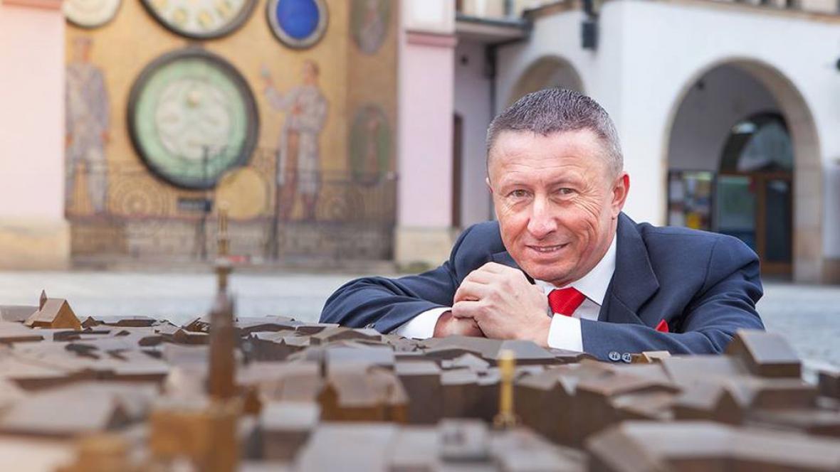 Poslanec Milan Brázdil z hnutí ANO